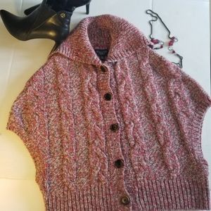 American Eagle Outfitters cable knit  sweater